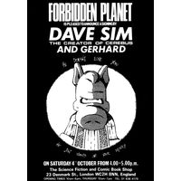 [Dave Sim Signing (Product Image)]