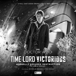 [Doctor Who: Time Lord Victorious: Mutually Assured Destruction (Product Image)]