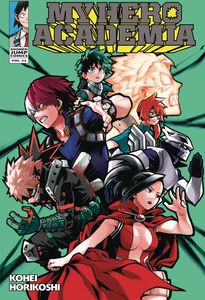 [My Hero Academia: Volume 22 (Product Image)]