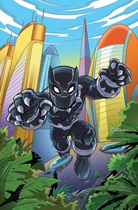 [Rise Of Black Panther #3 (Marvel Super Heroes Adventure) (Product Image)]