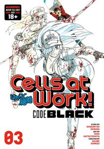 [Cells At Work!: Code Black: Volume 3 (Product Image)]