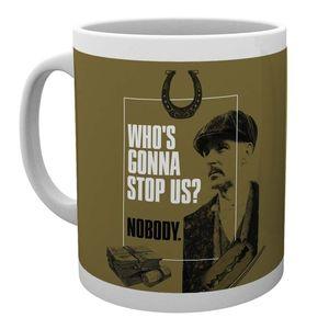 [Peaky Blinders: Mug: Stop Us (Product Image)]