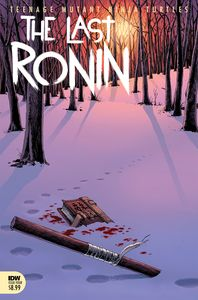 [Teenage Mutant Ninja Turtles: The Last Ronin #4 (Cover A Eastman) (Product Image)]