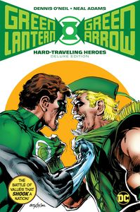 [Green Lantern/Green Arrow: Hard Traveling Heroes (Deluxe Hardcover) (Product Image)]