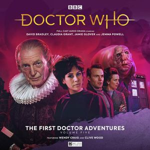 [Doctor Who: The First Doctor Adventures: Volume 5 (Product Image)]