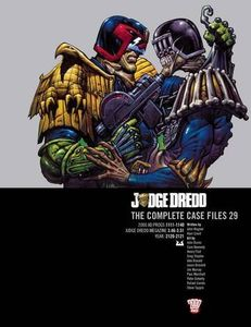 [Judge Dredd: The Complete Case Files: Volume 29 (Product Image)]