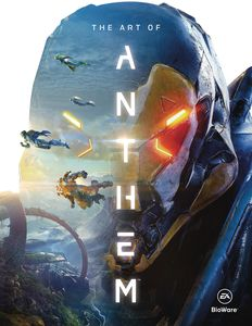 [Art Of Anthem (Hardcover) (Product Image)]