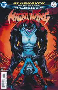 [Nightwing #12 (Product Image)]