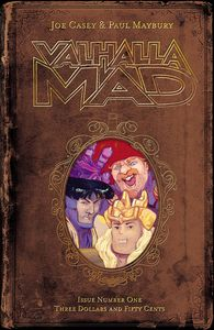 [Valhalla Mad #1 (Cover A Maybury) (Product Image)]
