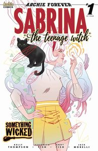 [Sabrina: Something Wicked #1 (Cover D Sauvage) (Product Image)]