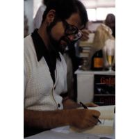 [Larry Niven Signing (Product Image)]