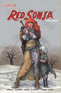 [Red Sonja: 2021 #1 (Cover C Linsner) (Product Image)]