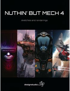 [Nuthin' But Mech 4 (Hardcover) (Product Image)]