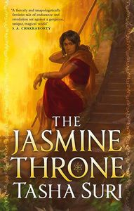 [The Jasmine Throne (Signed Edition) (Product Image)]