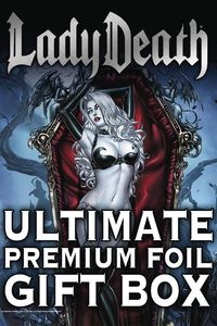[Lady Death (Ultimate Premium Foil Gift Box) (Product Image)]