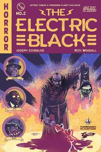 [Electric Black #2 (Forbidden Planet Exclusive Variant) (Product Image)]
