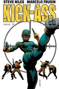 [Kick-Ass #7 (Cover A Frusin) (Product Image)]