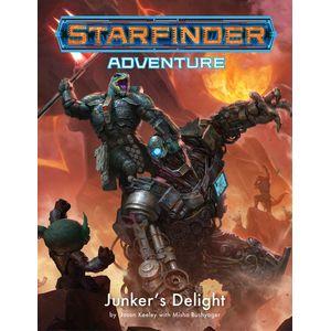 [Starfinder: RPG Adventure: Junker's Delight (Product Image)]