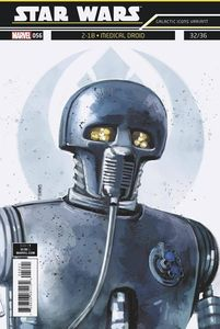 [Star Wars #56 (Reis Galactic Icon Variant) (Product Image)]