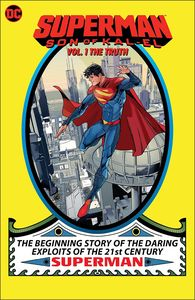 [Superman: Son Of Kal-El: Volume 1: The Truth (Product Image)]