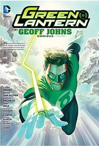 [Green Lantern: By Geoff Johns: Omnibus: Volume 1 (Hardcover) (Product Image)]