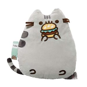 [Pusheen: Cushion: Burger (Product Image)]