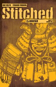[Stitched #15 (Ancient Evil Variant) (Product Image)]