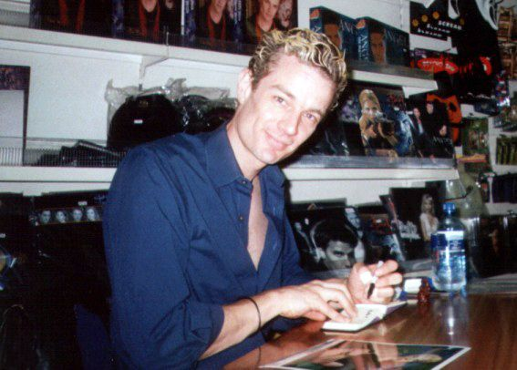 James Marsters Signing