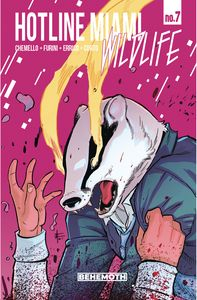 [Hotline Miami: Wildlife #7 (Product Image)]