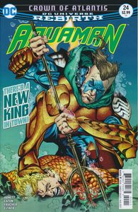 [Aquaman #24 (Product Image)]
