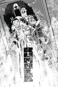 [Rumble #14 (Cover A Black & White Rubin) (Product Image)]