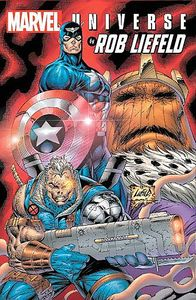 [Marvel Universe: By Rob Liefeld: Omnibus (Hardcover) (Product Image)]