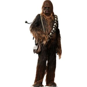 [Star Wars: Hot Toys Movie Masterpiece Figure: Episode IV Chewbacca (Product Image)]