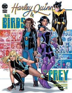 [Harley Quinn & The Birds Of Prey #4 (Product Image)]