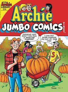[Archie: Jumbo Comics Digest #314 (Product Image)]