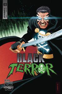 [Black Terror #3 (Cover C Marron) (Product Image)]