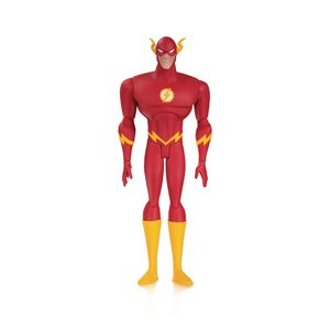 [DC: Justice League Animated: Action Figure: The Flash (Product Image)]