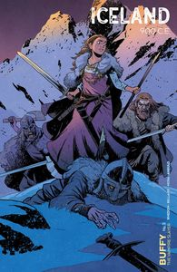 [Buffy The Vampire Slayer #3 (Cover C Smith Variant) (Product Image)]