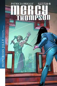 [Mercy Thompson #5 (Product Image)]