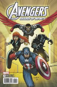 [Avengers: Shards Of Infinity #1 (Lim Variant) (Legacy) (Product Image)]
