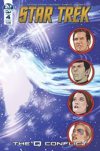 [Star Trek: Q Conflict #4 (Cover B Messina) (Product Image)]