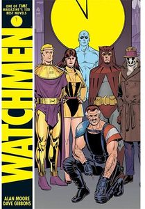 [Watchmen (Signed Hardcover Titan Edition) (Product Image)]