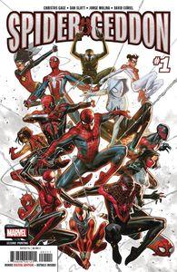 [Spider-Geddon #1 (2nd Printing Molina Variant) (Product Image)]