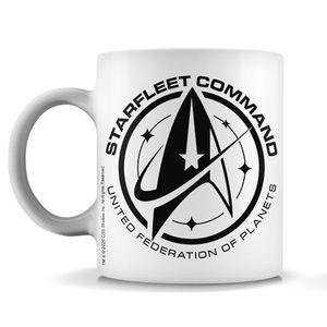 [Star Trek: Discovery: Mug: Starfleet Command (Product Image)]