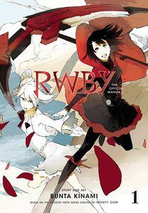 [RWBY: Volume 1: Beacon Arc (Product Image)]