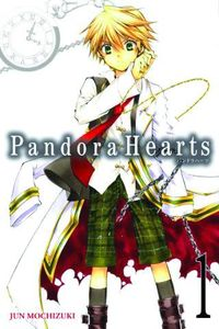 [Pandora Hearts: Volume 1 (Product Image)]
