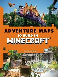[Adventure Maps To Build & Explore In Minecraft (Product Image)]