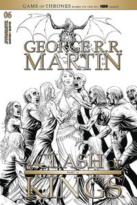 [George R.R. Martin's A Clash Of Kings #6 (Cover A Miller) (Product Image)]