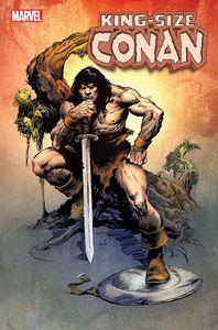 [King-Size Conan #1 (Buscema Hidden Gem Variant) (Product Image)]