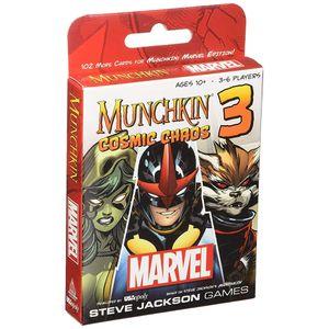 [Munchkin: Marvel 3: Cosmic Chaos (Product Image)]